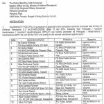 Notification of Promotion of AHM/Vice Principals of FGEIs from BPS-17 to BPS-18