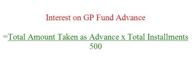 GP Fund Advance