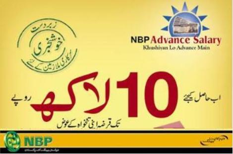 NBP Loan Amount