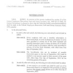 Amendment in Federal Employees Benevolent Fund & Group Insurance Rules-1972