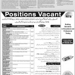 Advertisement of Educators Jobs in Punjab