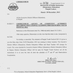 No Winter Holidays Cancelled In Punjab Educational Institutions