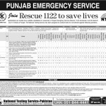 Join Rescue 1122 to Save Lives