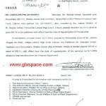 Notification of Upgradation of Assistant cum Accountant from BPS-11 to BPS-14