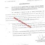 Notification of Upgradation of FDE Accountants from BPS-14 to BPS-16