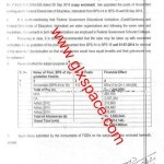 Request for Upgradation of the Post of Accountant from BPS-14 to BPS-16 in FGEI