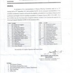 Notification of Upgradation of Computer Operators of Liaquat University to BPS-16