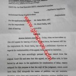 The Supreme Court of Pakistan Orders Regarding Upgradation Case of Accounts Staff of IESCO