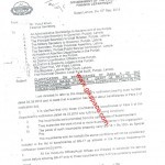 Notification of Clarification of Grant of BPS-17 to Superintendent and Others