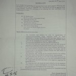 Decision Regarding Regularization of Contractual Employees by Khursheed Shah Committee in PPPP Tenure