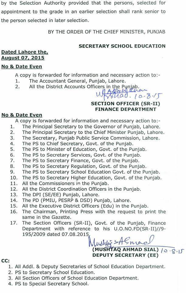Regularzation of Educators Punjab 4