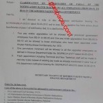 Notification of Clarification of Upgradation of All Employees of KPK BPS-01 to BPS-15