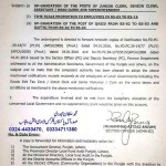 Notification of Upgradation of Clerical Staff & Time Scale by Local Govt
