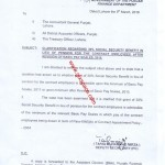 Clarification Regarding 30% SSB for the Contract Employees