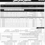 Vacancies in Federal Govt Educational Institutions (FGEI)