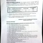 Notification of Upgradation of Computer Operators and Data Processing Supervisors KPK