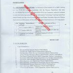 Notification of New Nomenclature of IT Teachers KPK