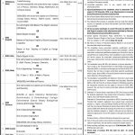 Vacancies of Educators in School Education Department Punjab 2016