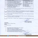 Notification of Promotion Deputy Assistant Chemical Examiners in Custom Department