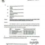 Notification of Enhanced Rates Polling Staff Remuneration