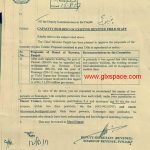 Re-Designation & Upgradation of Patwari & Kanungo Posts as Revenue Field Assistant & Field Supervisor Revenue
