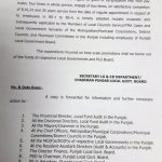 Notification of Four Times Promotion in Service Class IV Employees of Local Government