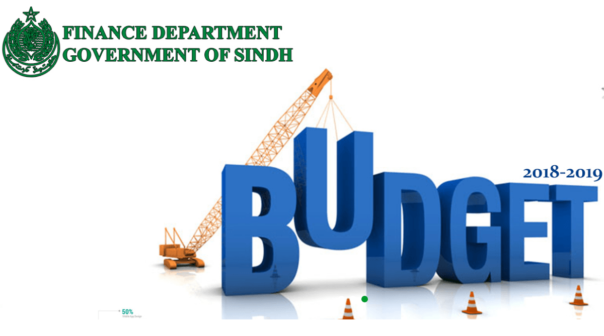 Increase Salaries Budget 2018-19 Sindh