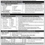 Pakistan International School Doha Qatar Jobs 2019