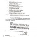 Notification of Deferment of Promotion Due to Incomplete ACRs / PERs- Amendment in Promotion Policy, 2010