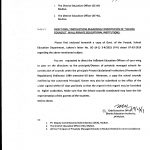 Directions / Instructions Regarding Constitution of School Councils in Private Schools