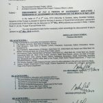 Advance Pay for the Month of May 2019 for Punjab Government Employees