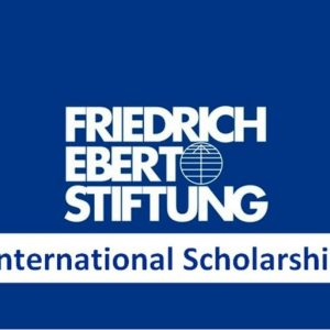 Friedrich Ebert Foundation Scholarship Germany for International Students