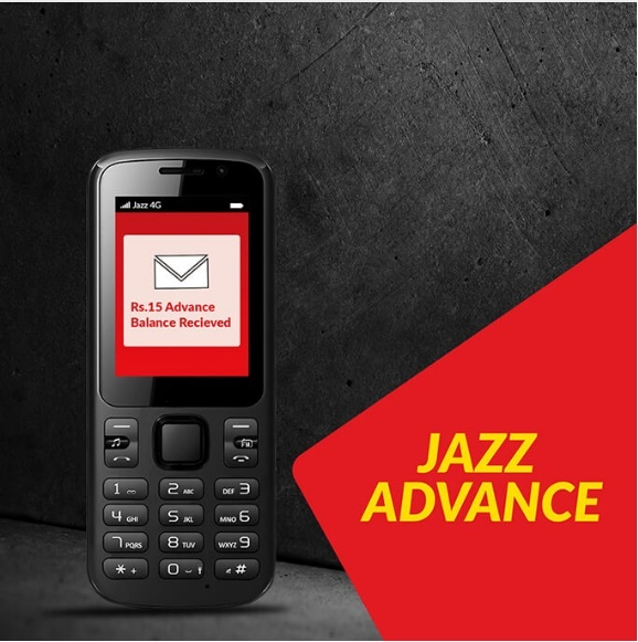 Get Advance Balance in Jazz