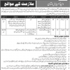 Vacancies in WAPDA Hospital for Lower Scale Employees