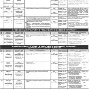 Advertisement No. 32/2019 PPSC Vacancies 2019 in Different Departments