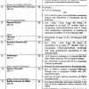 Vacancies in University of the Punjab September 2019