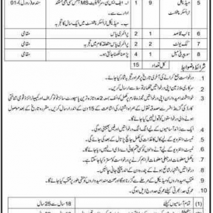 Jobs in Armed Forces Institute of Radiology & Imaging Rawalpindi