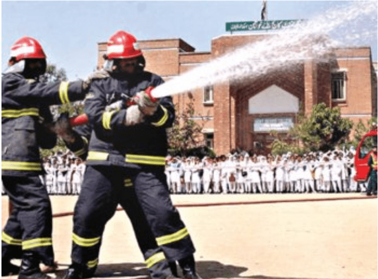 Risk Allowance to Fire fighting Staff