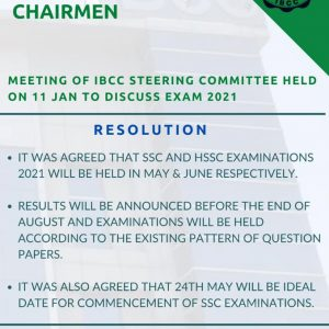 Ideal Date of Commencement of SSC Annual Exams 2021 and Results