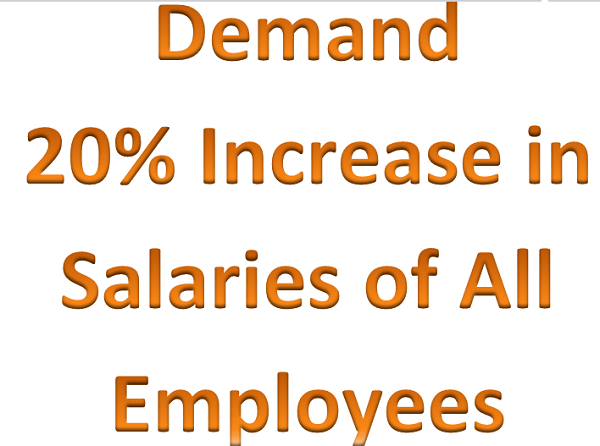 Shahbaz Sharif Demanded 20% Increase in Salaries of All Employees
